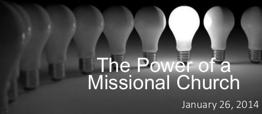 Missional Church - Web