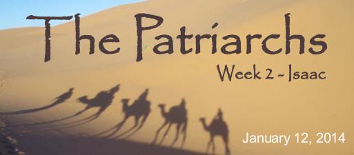 The Patriarchs - Isaac Web