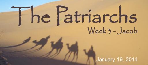 The Patriarchs - Jacob Web