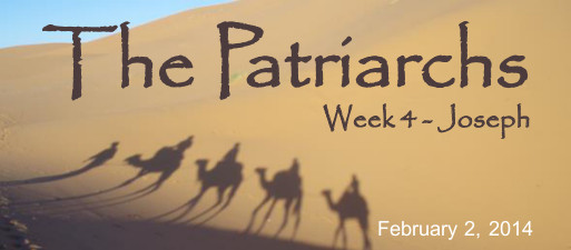 The Patriarchs - Joseph 1 Web