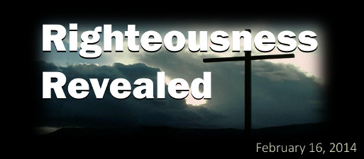 Righteousness Revealed Web