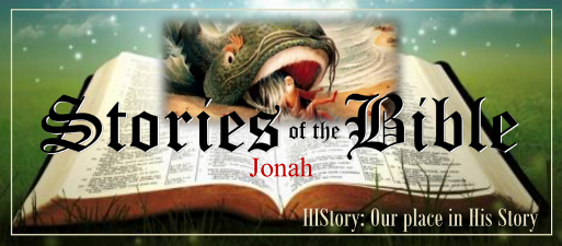 Bible Stories Web - Jonah