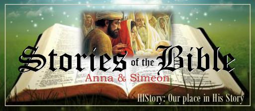 Bible Stories Web December 21 Anna & Simeon
