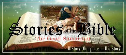 Bible Stories Web December 28 Good Samaritan