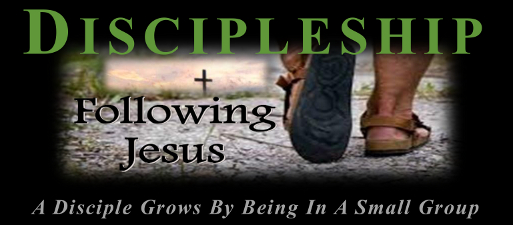 August 23 - Discipleship 4 Web
