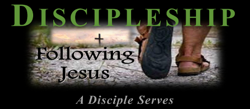 August 30 - Discipleship 5 Web