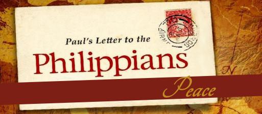 Philippians Series 5 - October 18